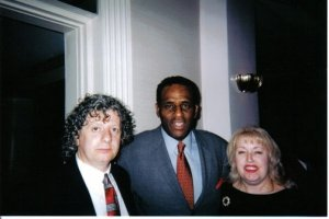 NYC Comptroller Carl McCall